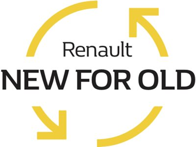 New For Old Renault Van Scheme