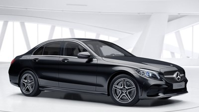 Mercedes-Benz C300 de AMG Line Edition