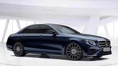 Mercedes-Benz E220d Night Edition Saloon