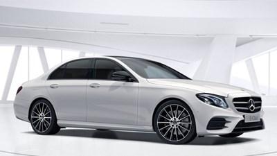 Mercedes-Benz E350d AMG Line Night Edition Saloon