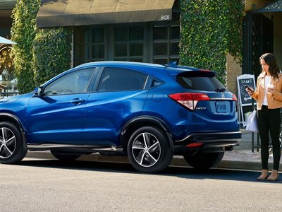 Honda HR-V 1.5 Petrol SE 5dr