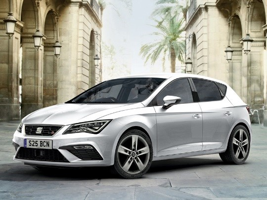 Leon FR 1.5TSi 150ps 5dr - £229 per month on Solutions PCP**