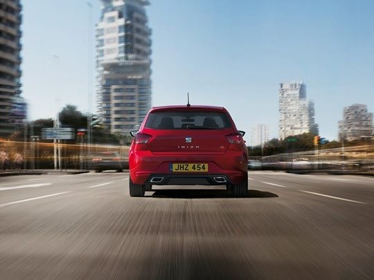 SEAT Ibiza FR 1.0 80ps - £149 per month on Solutions PCP**