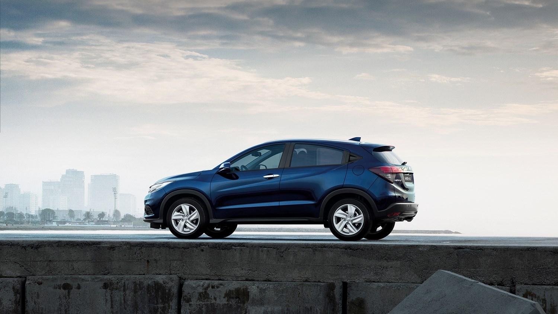 New Blue Honda HR-V