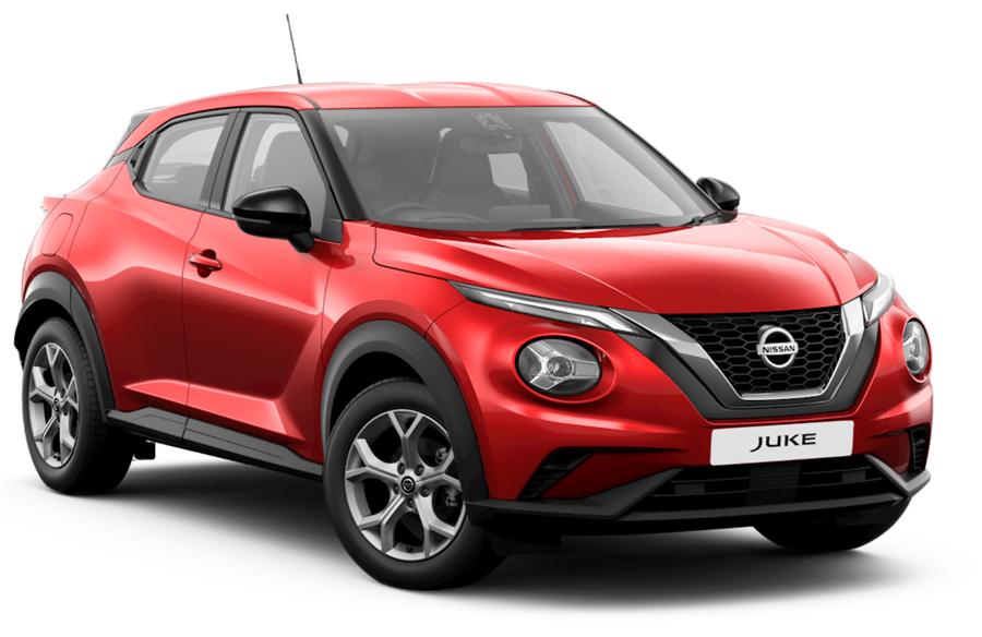 Nissan Juke 1.0 DiG-T Acenta 5dr