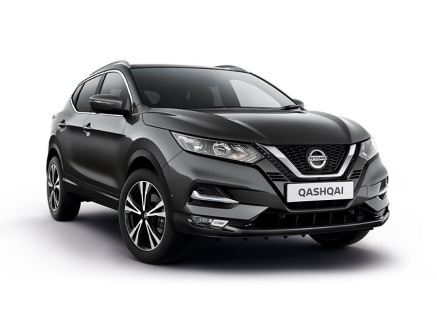 Nissan Qashqai 1.3 DiG-T N-Connecta (Glass Roof Pack) 5dr