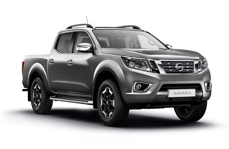 Nissan Navara Double Cab Pick Up Tekna 2.3 dCi 190 4WD
