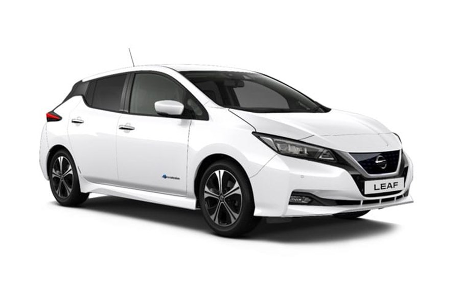 Nissan Leaf Acenta 40kWh 5dr Auto (6.6kw Charger)