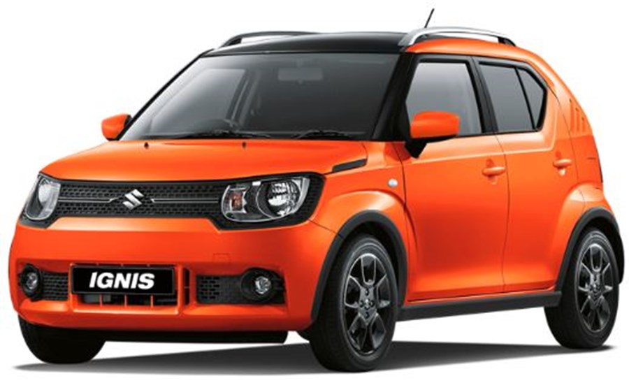 Ignis 1.2 Dualjet Hybrid SZ-T