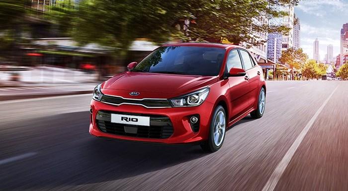 Kia Rio Motability Offer