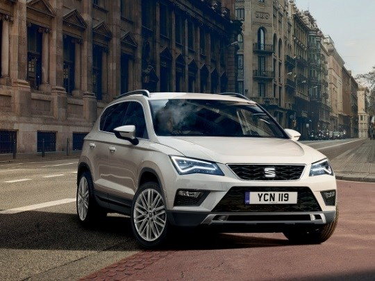 SEAT Ateca on 0% Finance
