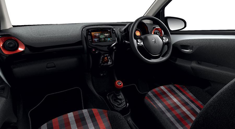 New Peugeot 108