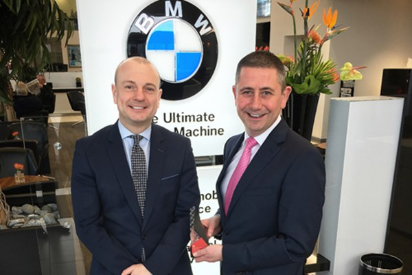 Bavarian BMW Wins 2019 National BMW Retailer of the Year for Used Car