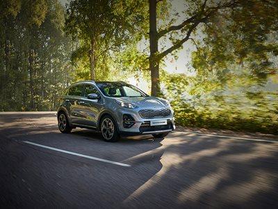 Kia Sportage - Motability Offers