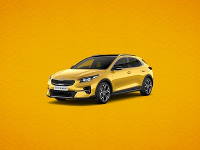 All-New XCeed - Motability Offers