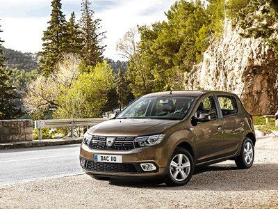 Dacia Sandero - Motability Offers