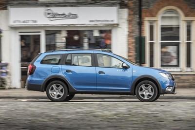 Dacia Logan MCV - Motability Offers