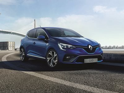 All-New Clio - Motability Offers