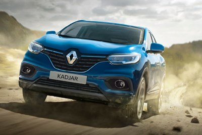 Renault Kadjar - Motability Offers