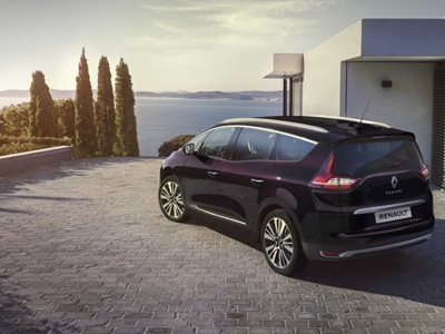 Grand Scenic - Motability Offers