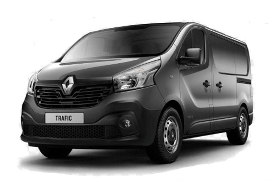 New Renault Trafic SL28 Energy dCi 120 Business