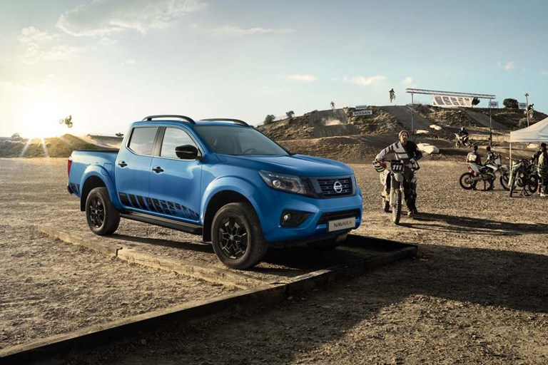 Refreshed look for new Nissan Navara N-Guard