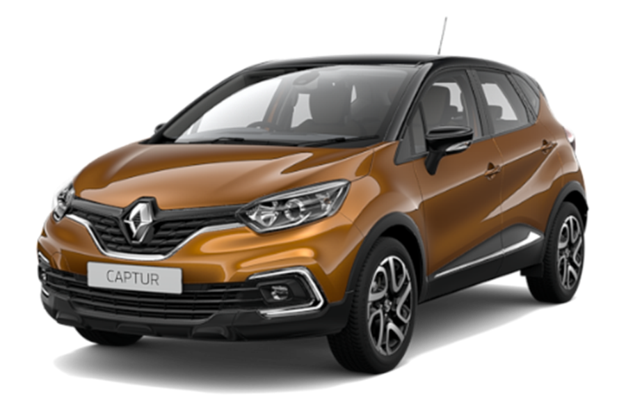 Renault All-New CAPTUR 1.0 TCE 100 Play 5dr