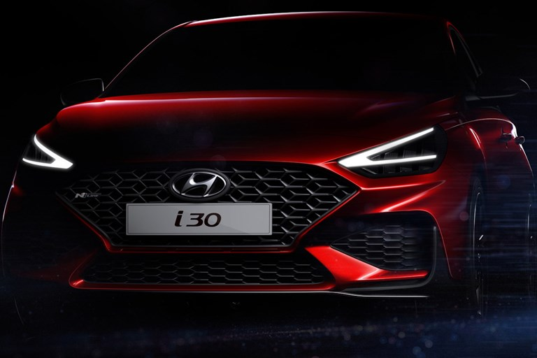 Hyundai Motor gives a first glimpse of new i30