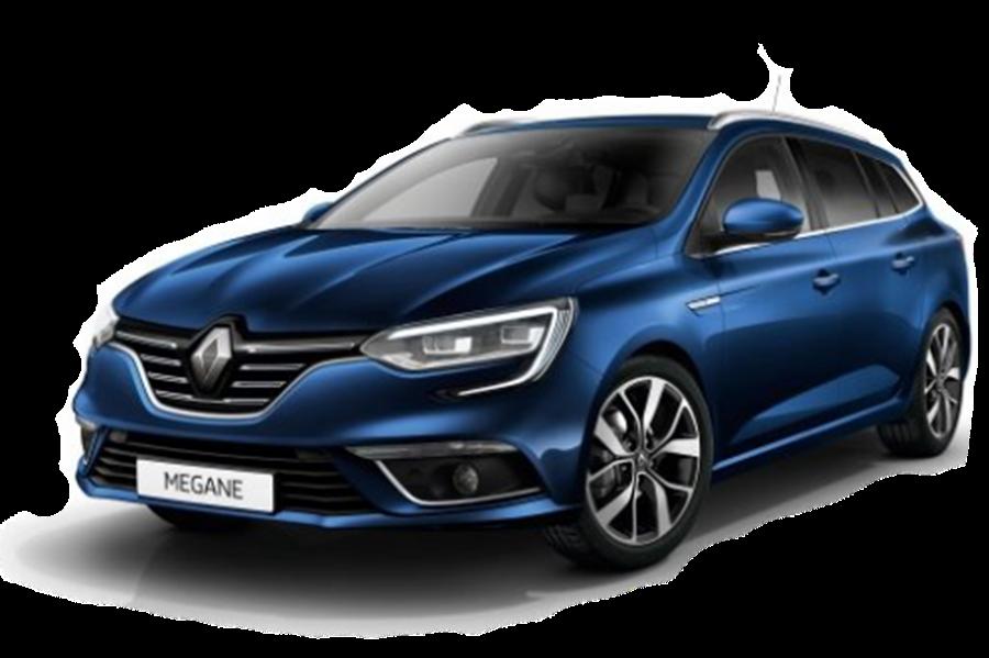 Renault Megane Iconic TCe 140 - Sport Tourer
