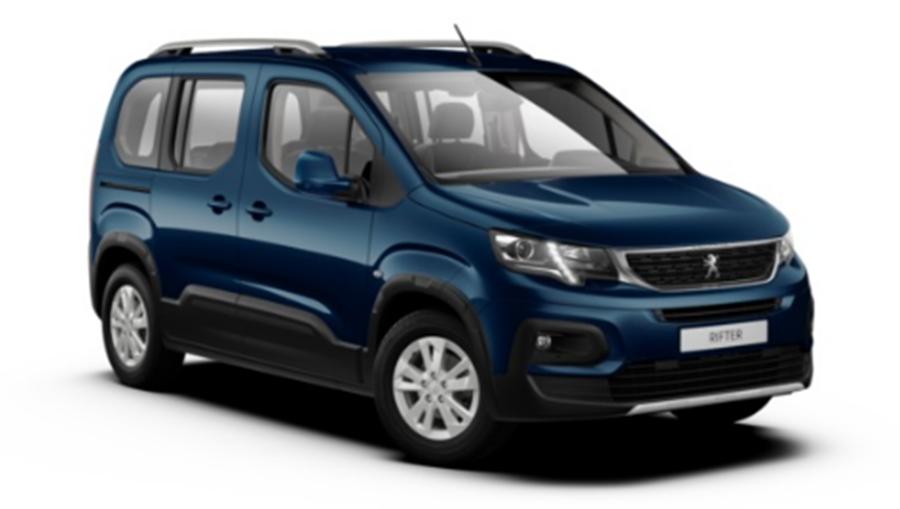 Peugeot Rifter Allure Standard 1.5L BLUEHDI 100 S&S