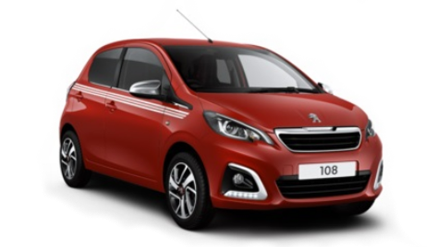 Peugeot 108 1.0l 72 S&S Collection 5dr