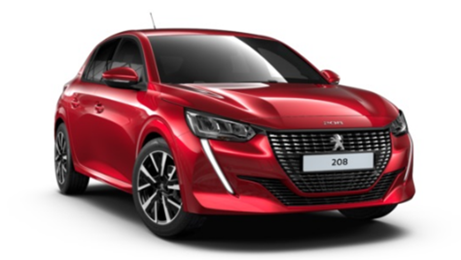 All-New Peugeot Allure 208 1.2l PureTech 100 S&S