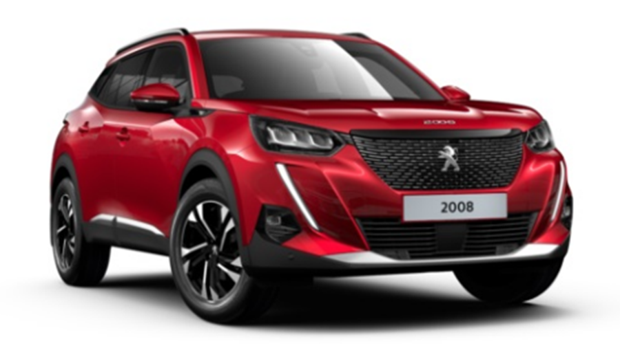 All-New Peugeot 2008 SUV Allure 1.2L PureTech 100 S&S