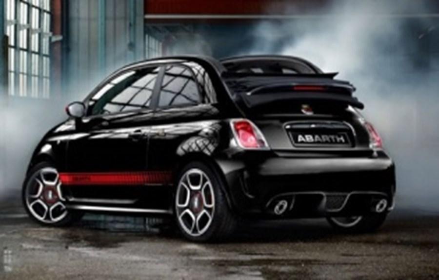 Abarth 595C Turismo 165hp