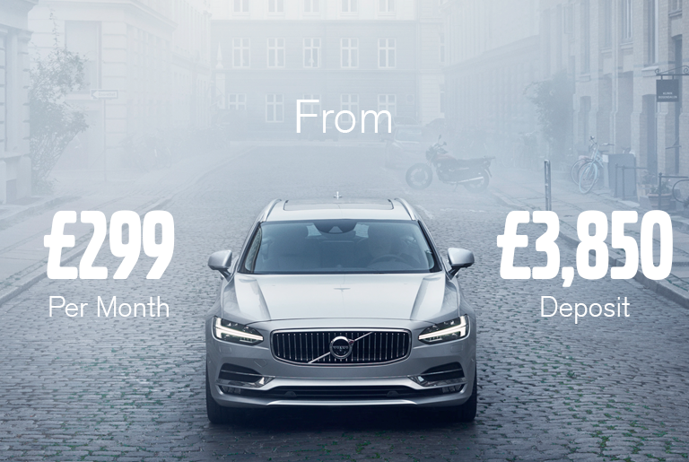 Volvo V90 T4 Momentum Pro | From £299 per month