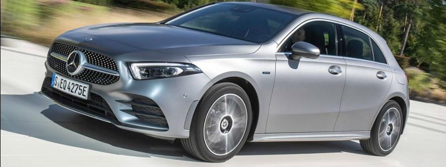 Mercedes-Benz A250 e (Hybrid)