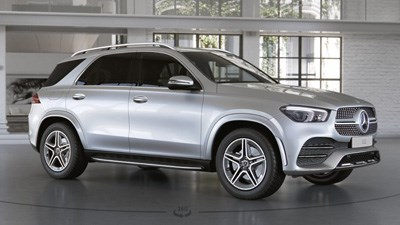Mercedes-Benz GLE 300d 4Matic AMG Line 7-seat