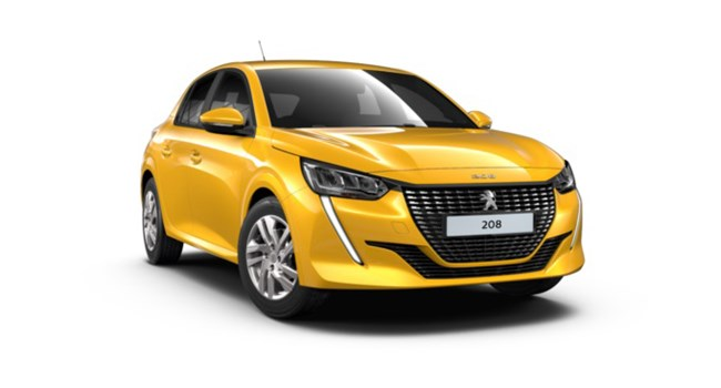 All-New Peugeot 208 at Sherwoods