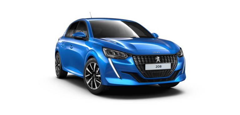 All-New Peugeot 208 Allure 1.2 PureTech 100 S&S Business Offer