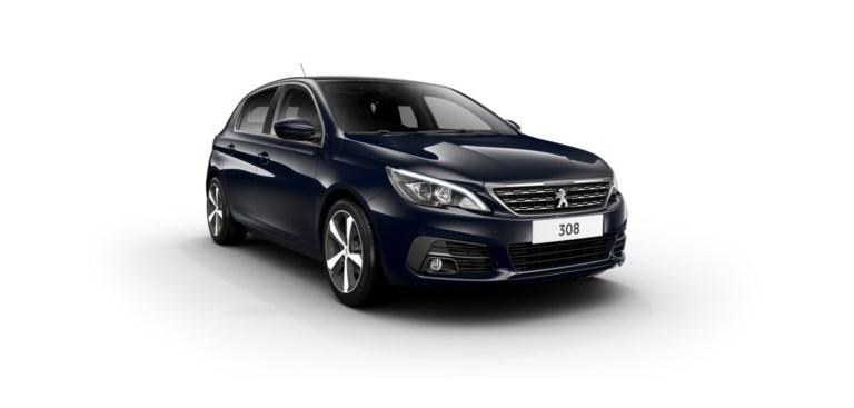 Peugeot 308 Motability Offers