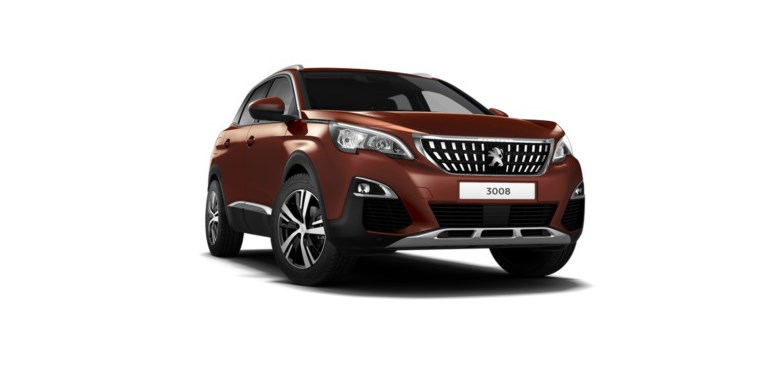 Peugeot 3008 SUV Allure 1.2 PureTech 130 S&S Business Offer