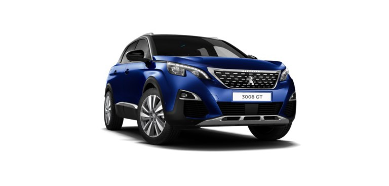 Peugeot 3008 SUV Allure HYBRID 225 e EAT8 Business Offer