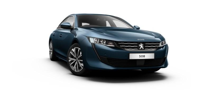 Peugeot 508 Fastback Motability Offers