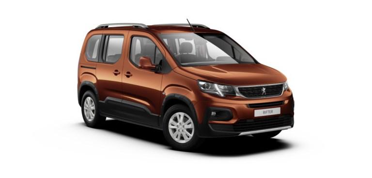 Peugeot Rifter Allure Standard 1.5 BHDI 100 S&S Business Offer