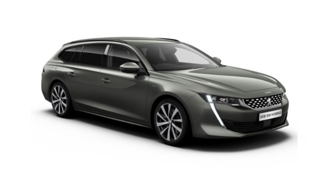 All-New Peugeot 508 SW at Sherwoods