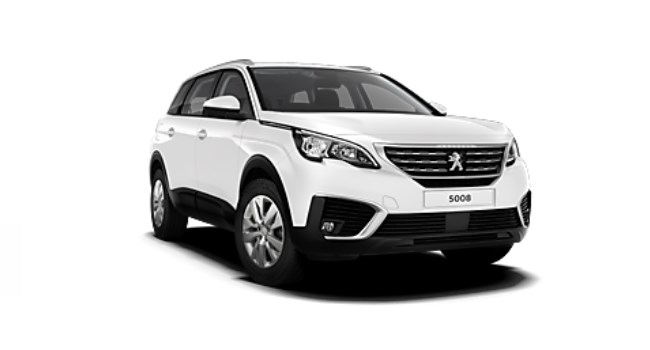 Peugeot 5008 SUV at Sherwoods