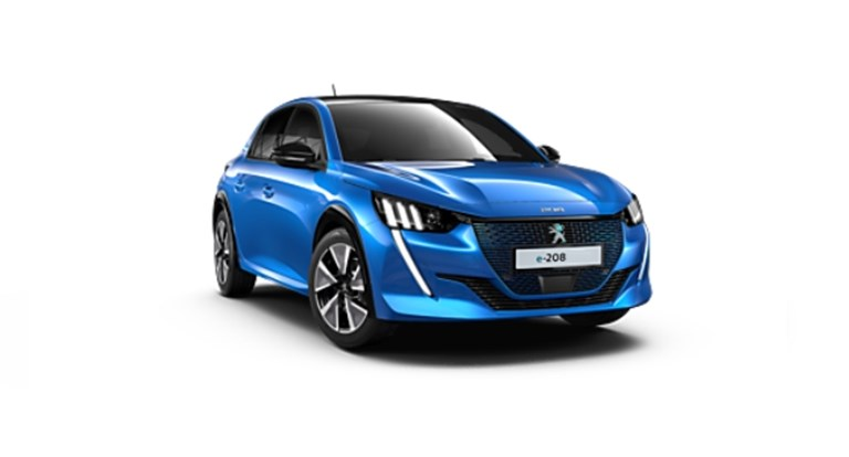 All-New Peugeot e-208 Allure Electric Business Offer