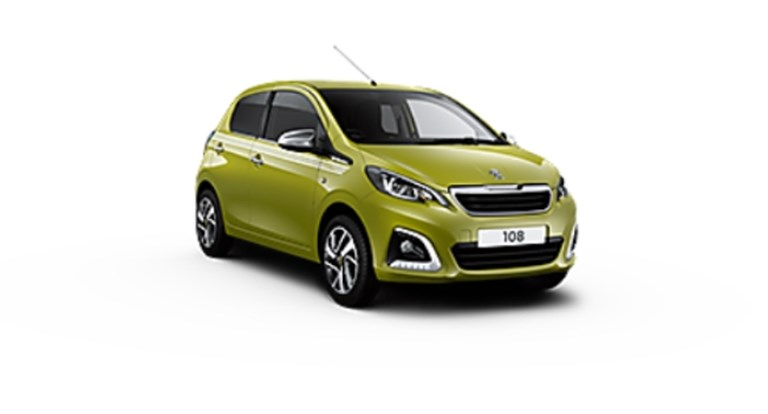 Peugeot 108 Collection 1.0L 72 5dr Business Offer
