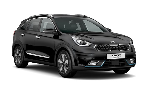 New Niro Plug-In Hybrid