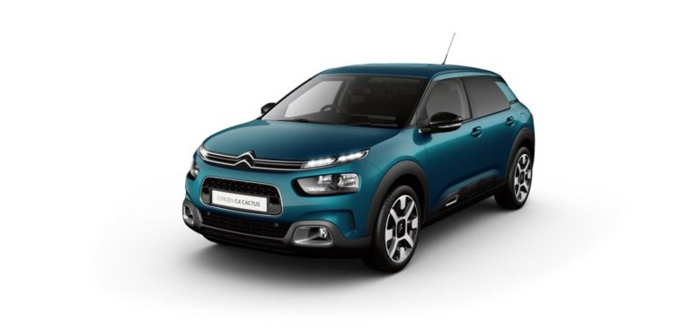 C4 Cactus Hatch Flair Pure Tech 110 S&S 6 speed Manual Business Offer